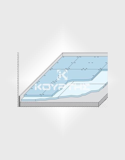 Σύστημα δαπέδου Knauf Vidifloor