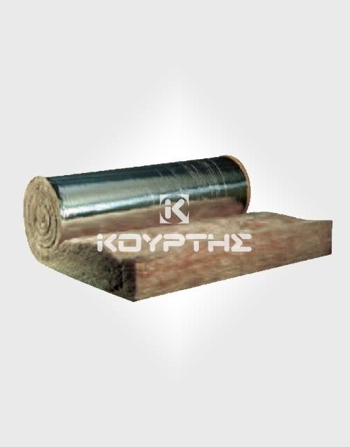 Ρολλά Φυσικού Ορυκτοβάμβακα ΤΙ 312 RA με αλουμίνιο